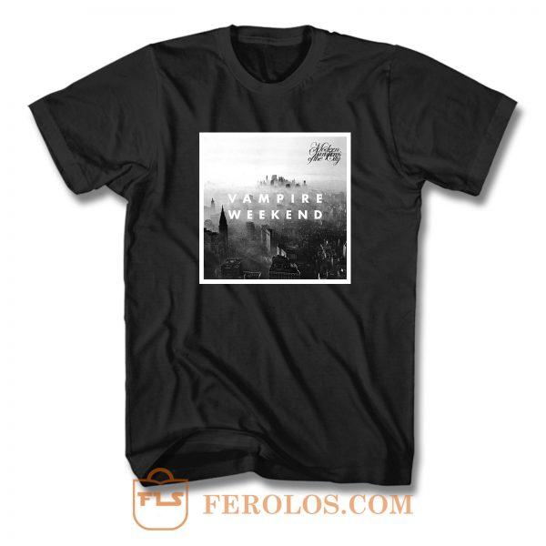 Vampire Weekend Modern Vampires Of The City T Shirt