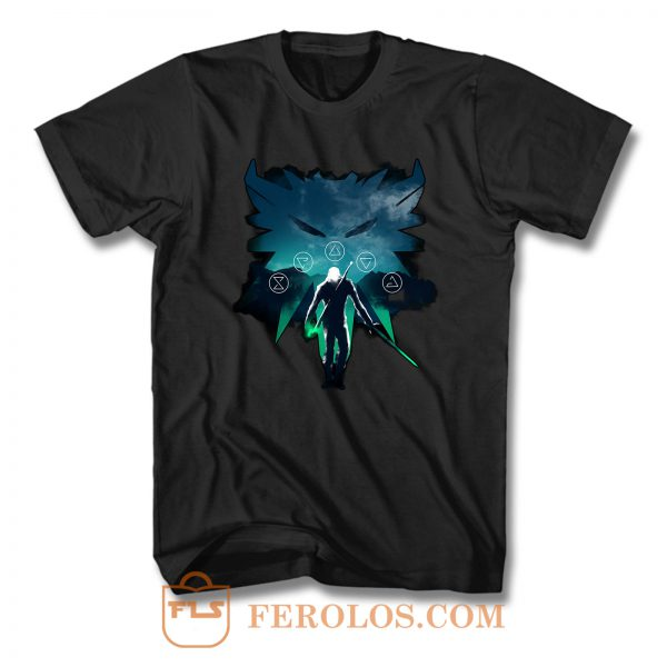 Wild Witcher T Shirt