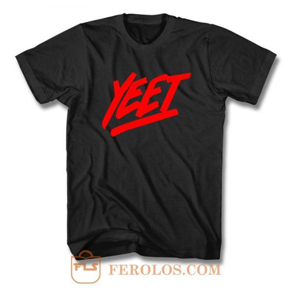 Yeet Logo Collins Key T Shirt