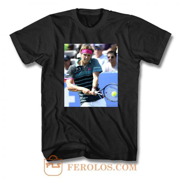 Zverev Alexander Zverev T Shirt