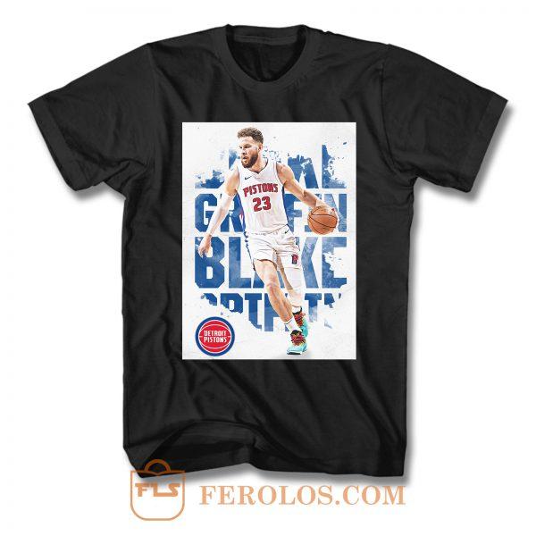 Blake Griffin Basketball T Shirt