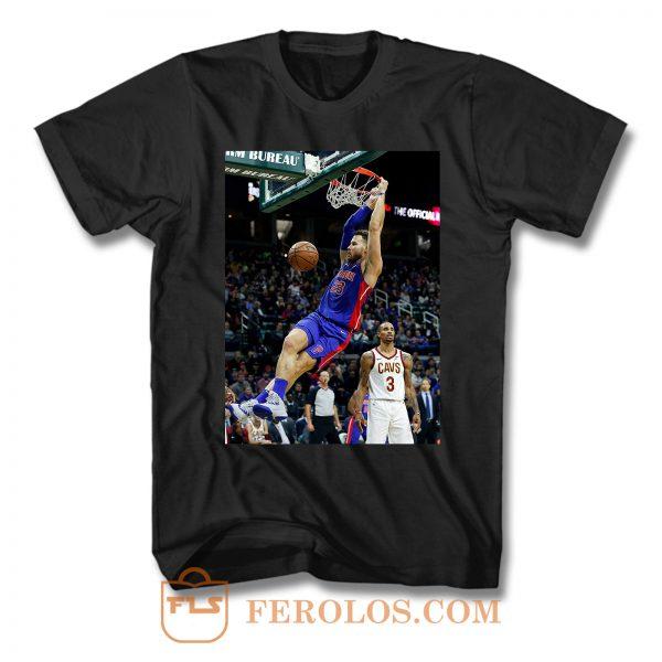Blake Griffin Detroit Pistons T Shirt