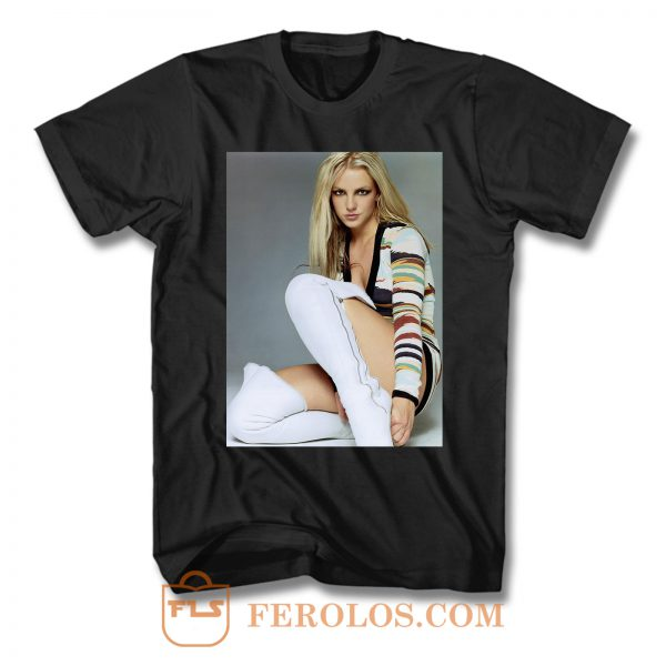 Britney Spears Photoshoot T Shirt