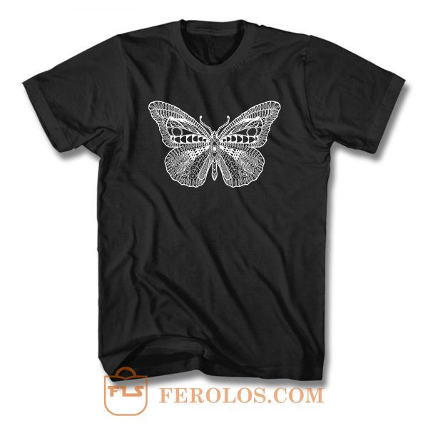 Butterfly Insect T Shirt