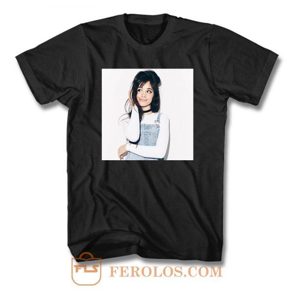 Camila Cabello Fifth Harmony T Shirt