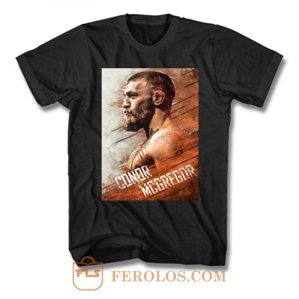Conor Mcgregor Art T Shirt
