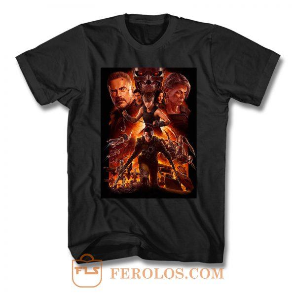 Dave Rapozas Terminator T Shirt