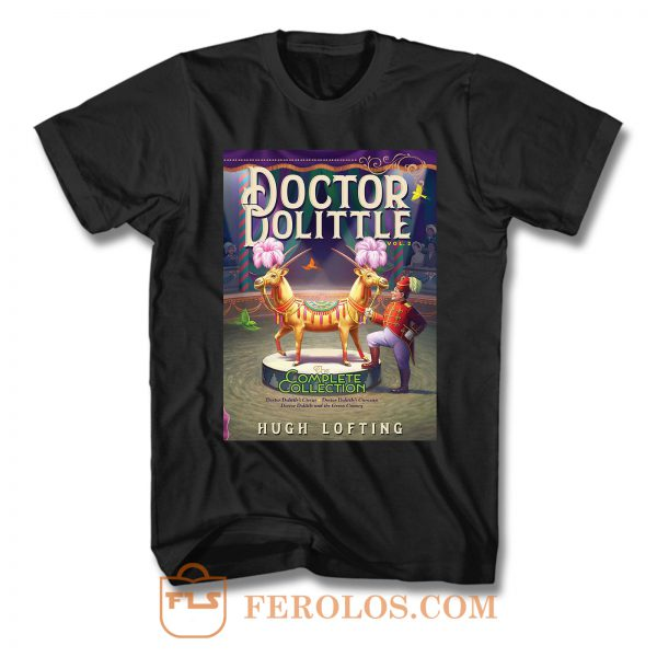 Doctor Dolittle Hugh Lofting T Shirt