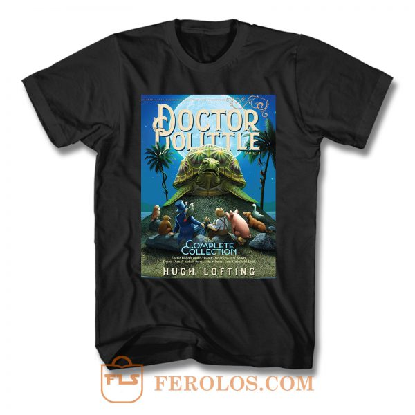 Doctor Dolittle T Shirt