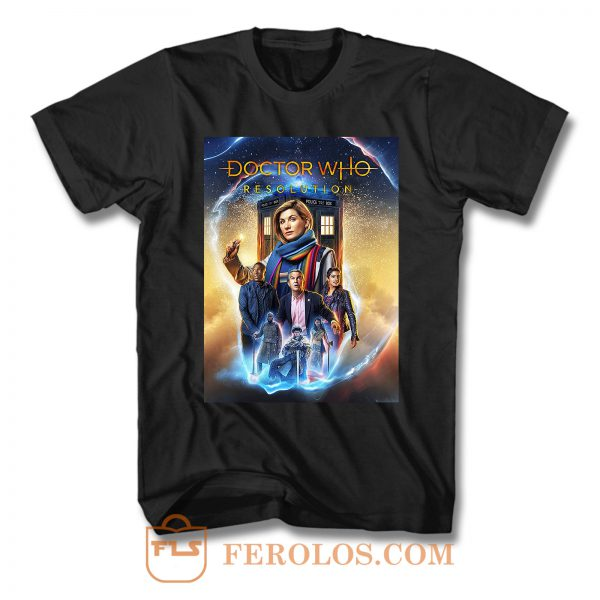 Doctor Who 2019 T Shirt