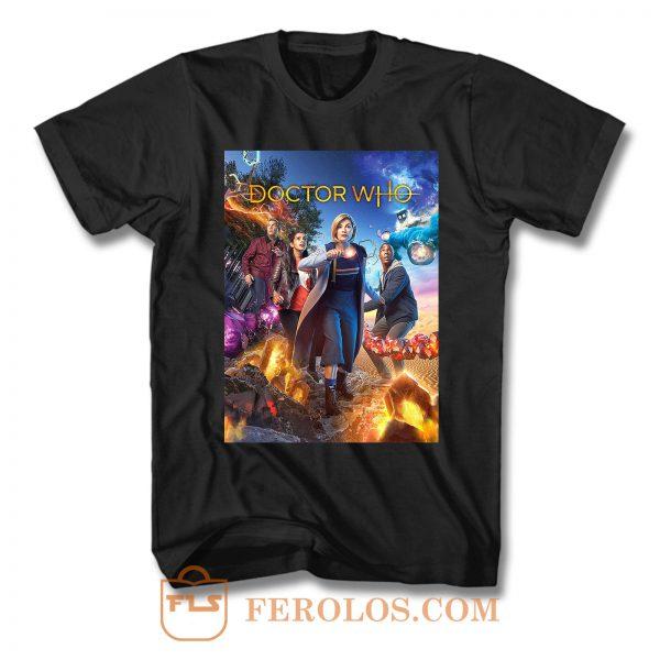 Doctor Who Season 11 T Shirt