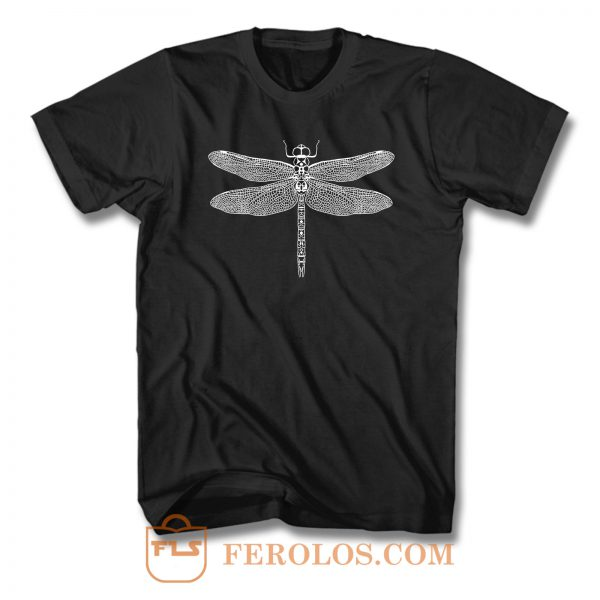 Dragonfly Insect T Shirt