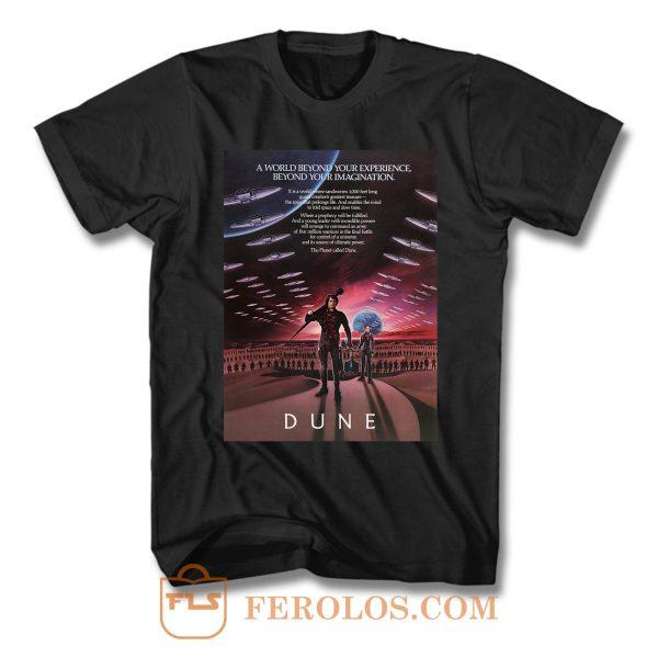 Dune 1984 Movie T Shirt