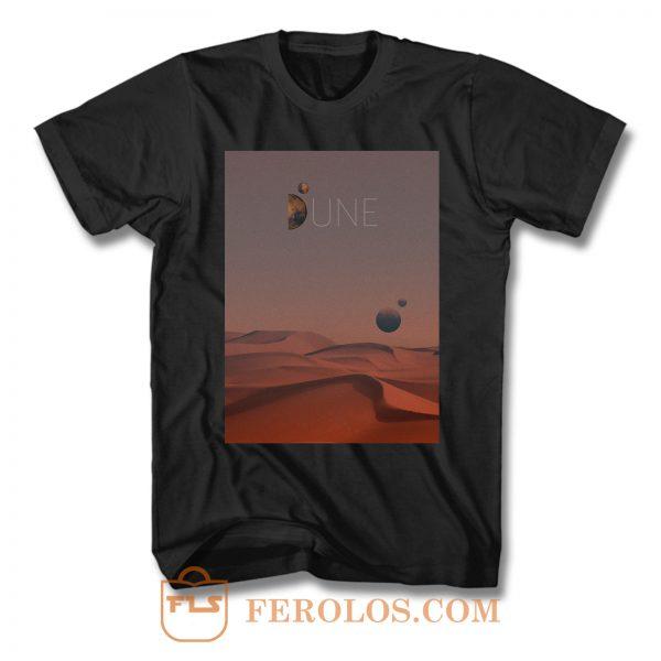 Dune 2020 T Shirt