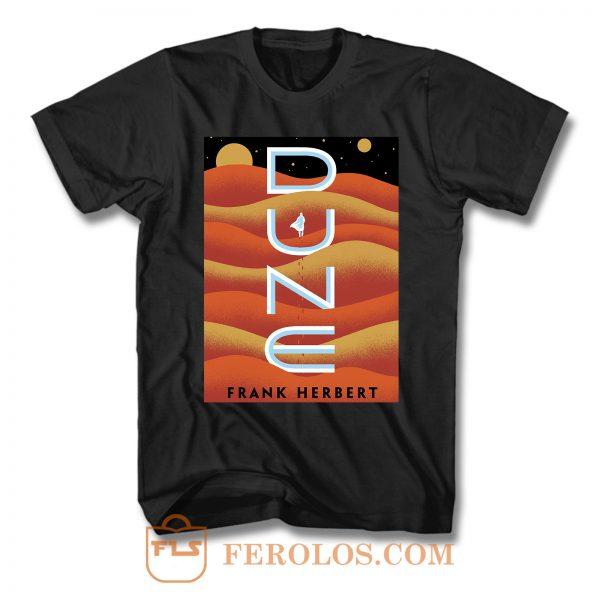 Dune Frank Herbert T Shirt