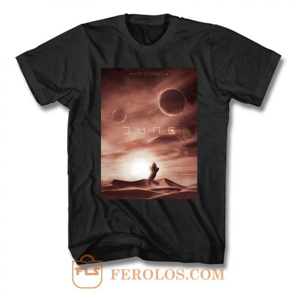 Dune Moon T Shirt