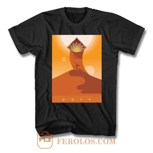 Dune Sand T Shirt