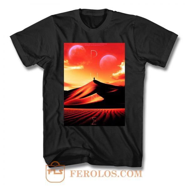 Dune Teaser T Shirt