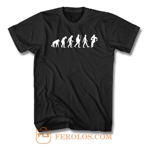 Evolution Of Rugby T Shirt
