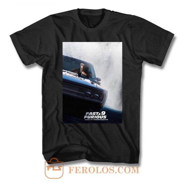 Fast And Furious 9 T Shirt