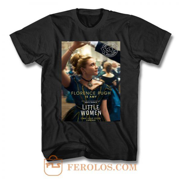 Florence Pugh Little Women T Shirt