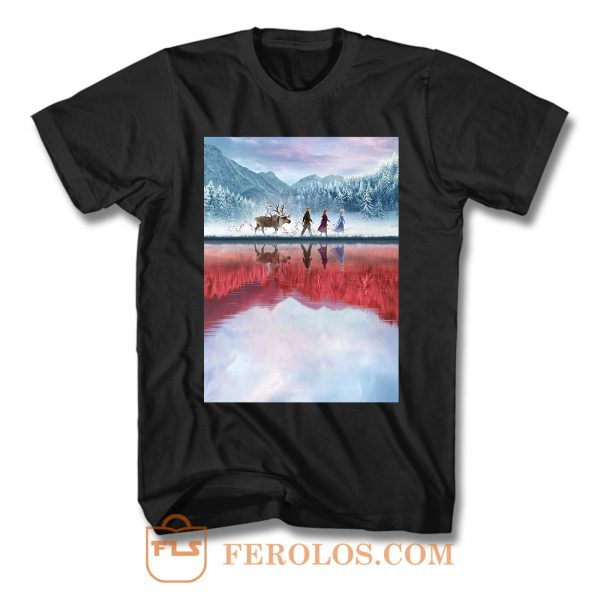 Frozen 2 Movie T Shirt