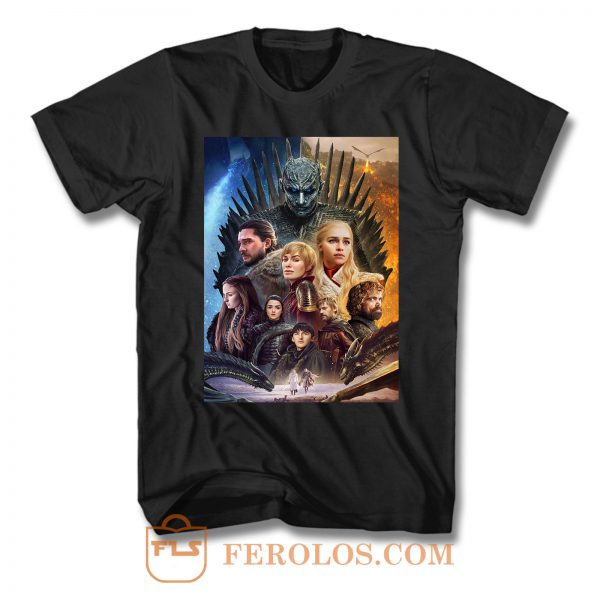 Game Of Thrones 1 T Shirt
