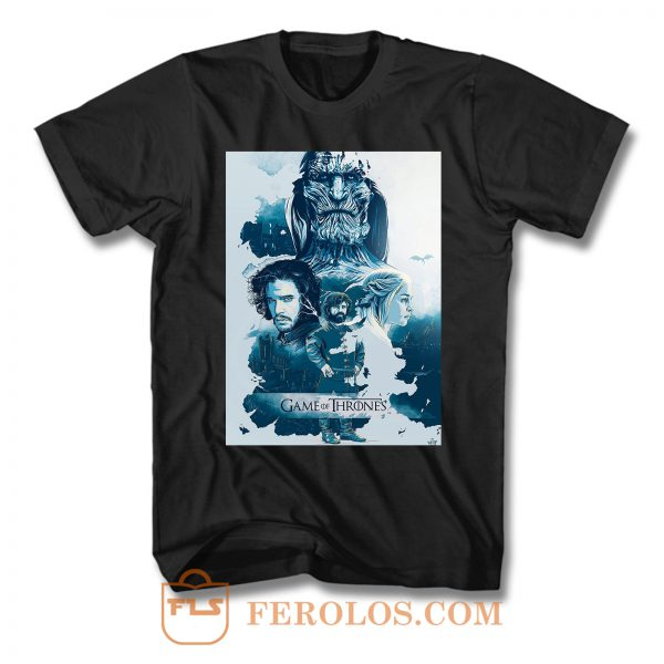 Game Of Thrones 2 T Shirt