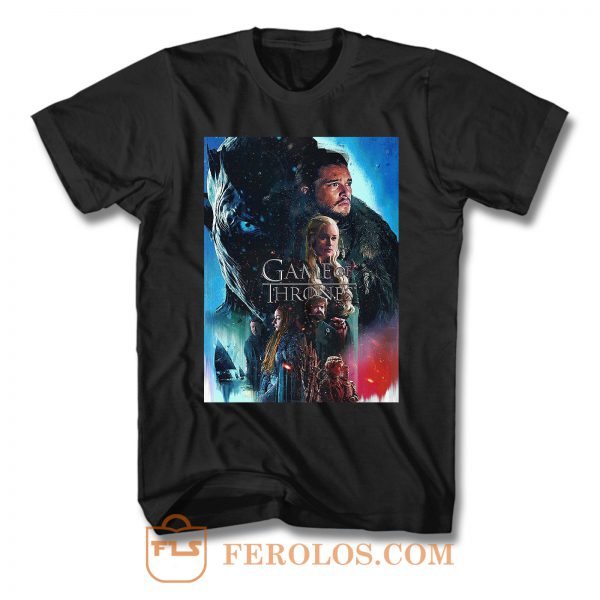 Game Of Thrones 3 T Shirt