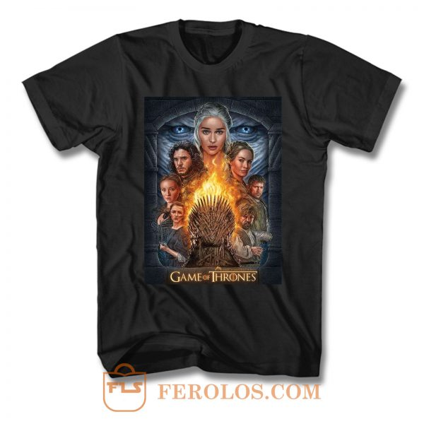 Game Of Thrones 6 T Shirt