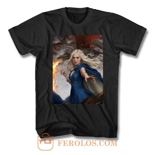 Game Of Thrones Daenerys Targaryen 1 T Shirt