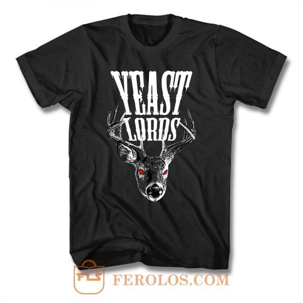 Gentlemen Broncos Yeast Lords T Shirt