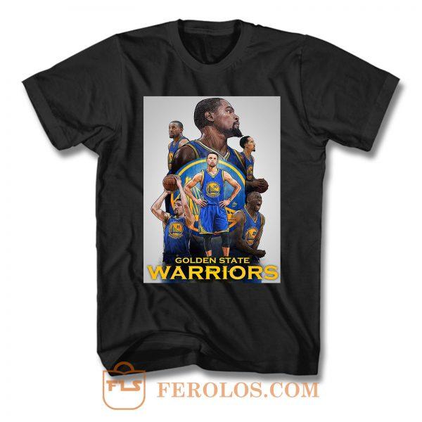 Golden State Warriors 2 T Shirt