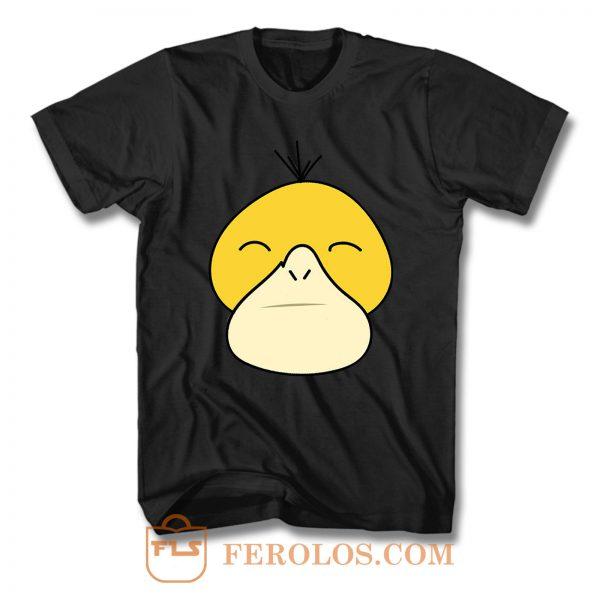 Happy Psyduck Pokemon T Shirt