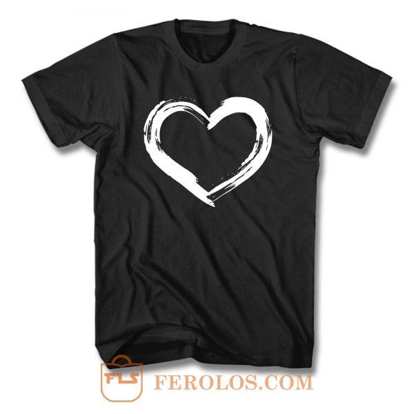 In Love Valentine Love T Shirt