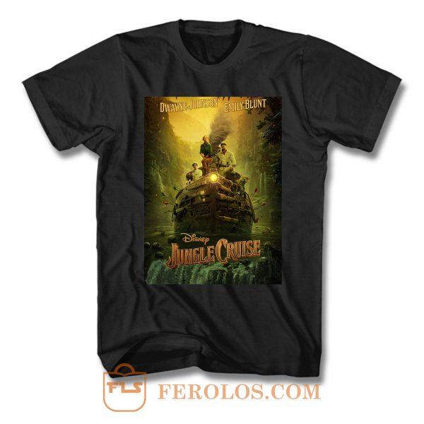 Jungle Cruise 2020 T Shirt