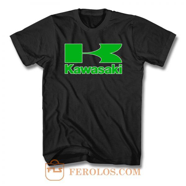 Kawasaki Racing Team T Shirt