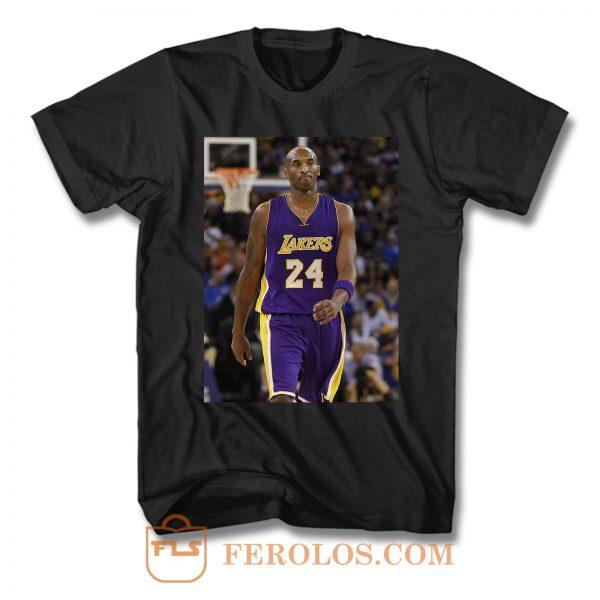 Kobe Briant T Shirt