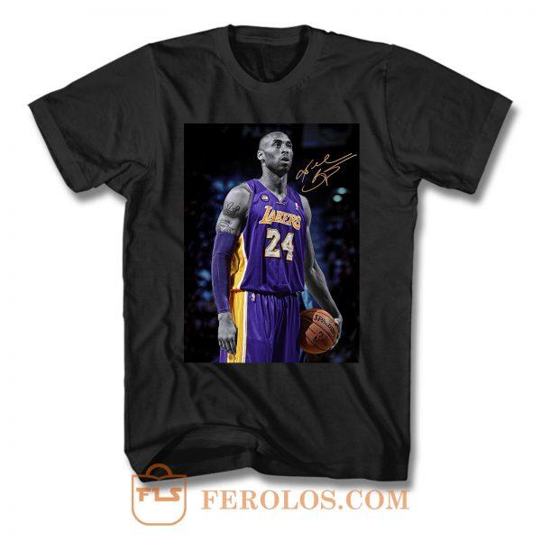 Kobe Bryant 1 T Shirt