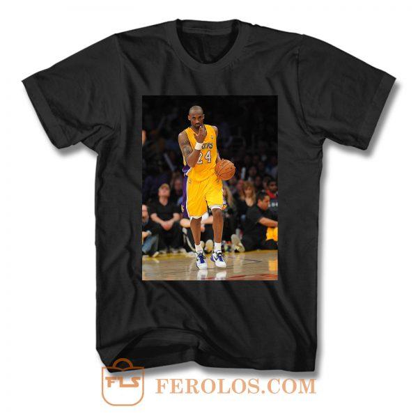 Kobe Bryant 10 T Shirt
