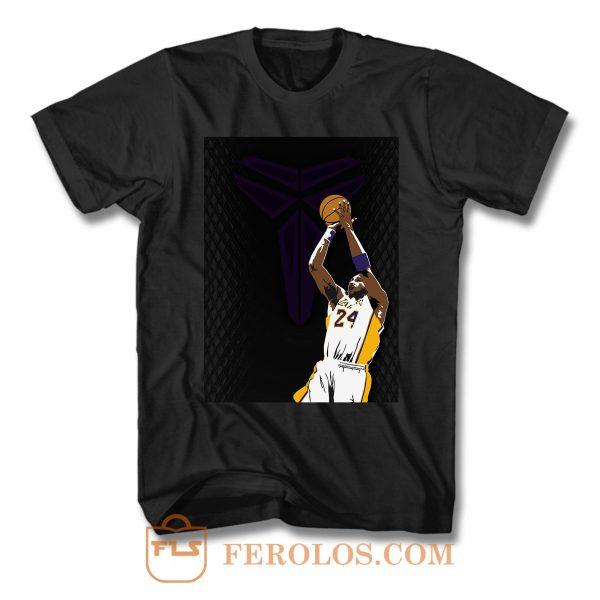 Kobe Bryant 3 T Shirt