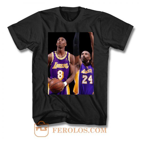 Kobe Bryant 4 T Shirt