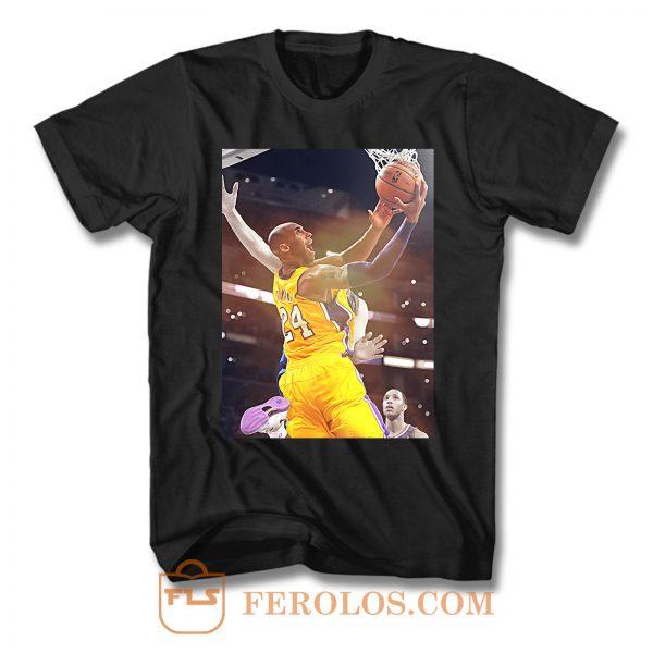 Kobe Bryant 5 T Shirt