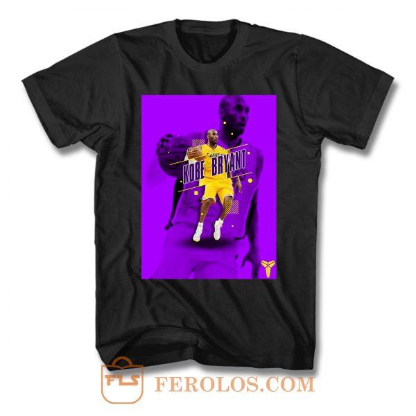 Kobe Bryant 6 T Shirt