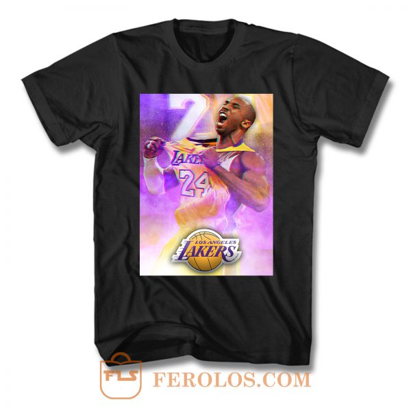 Kobe Bryant 8 T Shirt