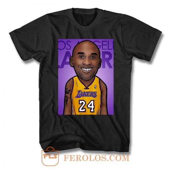 Kobe Bryant 9 T Shirt