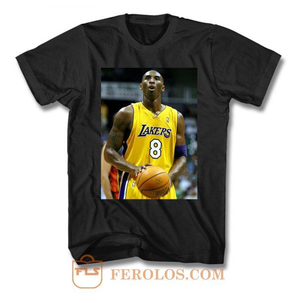 Kobe Bryant Basketball Legend T Shirt
