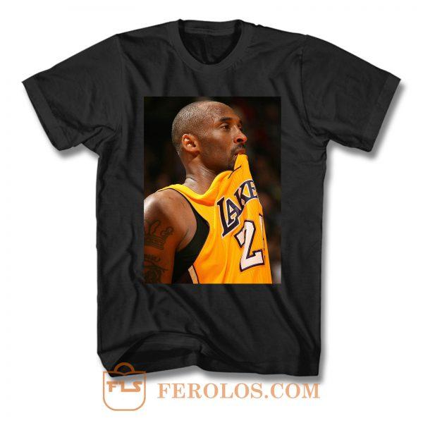 Kobe Bryant Basketball T Shirt