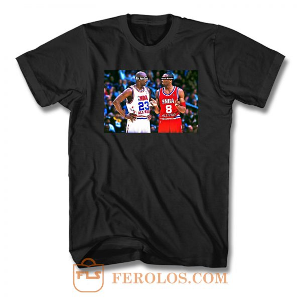 Kobe Bryant Black Mamba Nickname T Shirt