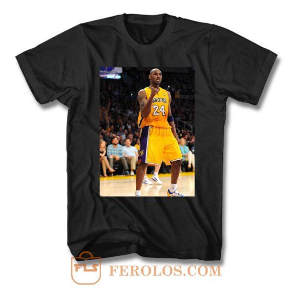 Kobe Bryant Game Winners T Shirt